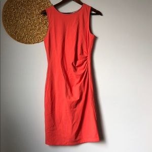 Kenneth Cole | Rutched Sleeveless Dress